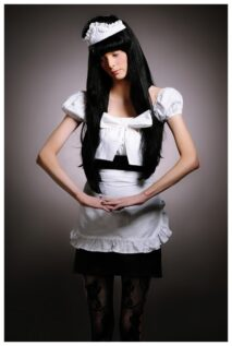 picture by Kent Johnson Photography, concept by Elodie Silberstein, model Rhannon Bulley