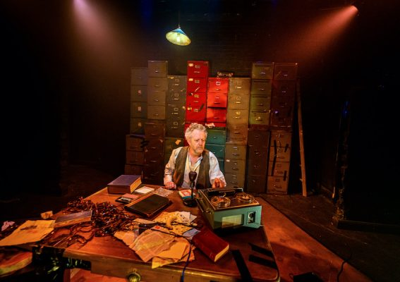 REVIEW: Krapp's Last Tape
