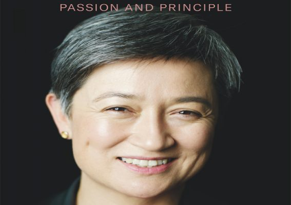 BOOK REVIEW: Penny Wong – Passion And Principle by Margaret Simons