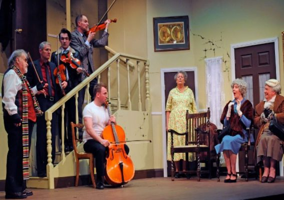REVIEW: The Ladykillers