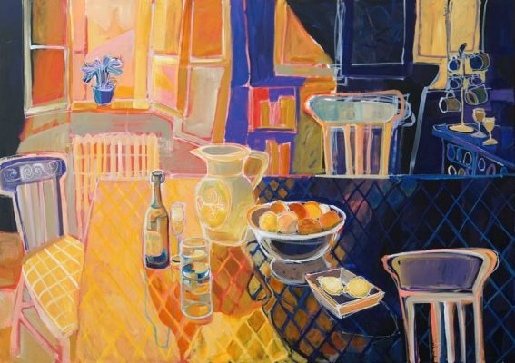 Christine Webb: Sometimes Real And Imagined