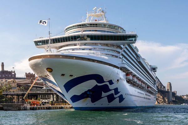 Coronavirus cruise ship facing criminal investigation