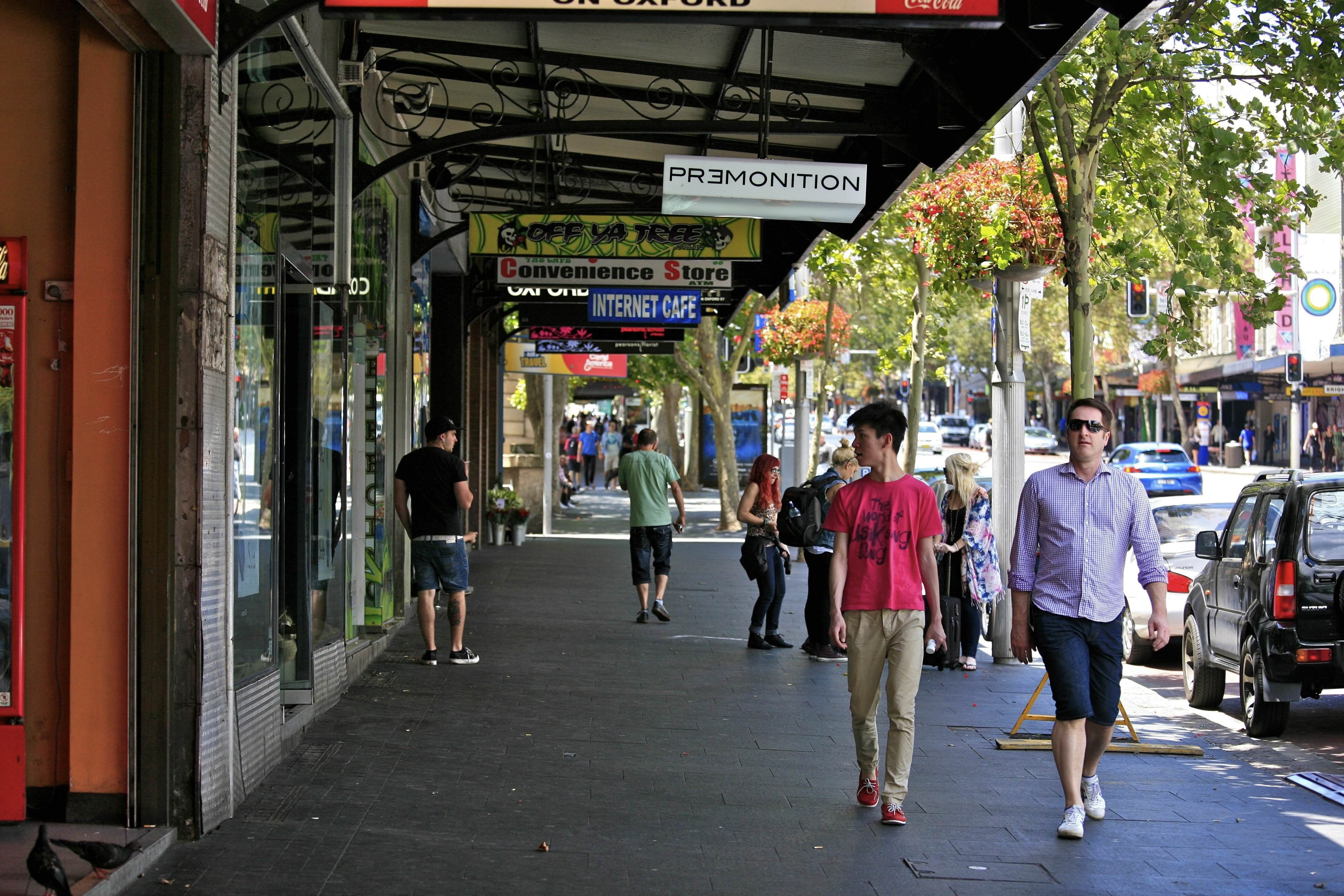 Taylor Square News Agency falls victim to lock outs