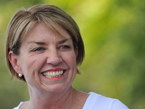 Anna Bligh in Sydney seat negotiations