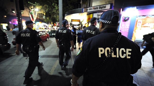 Kings Cross venues to pay off police?