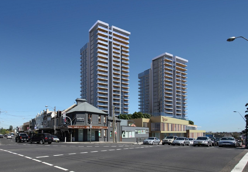 New developer in talks with Rozelle Village over Balmain Leagues Club