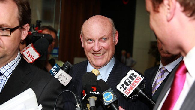 Macdonald, Obeid fallout hits Town Hall