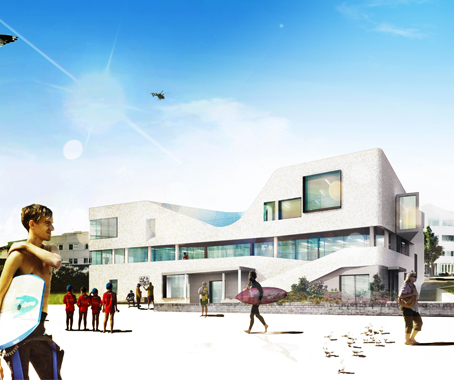 North Bondi SLSC design proves popular