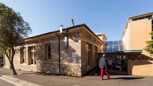 Pyrmont Community Centre open all week