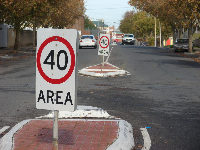 Leichhardt a 40km/h-only zone?