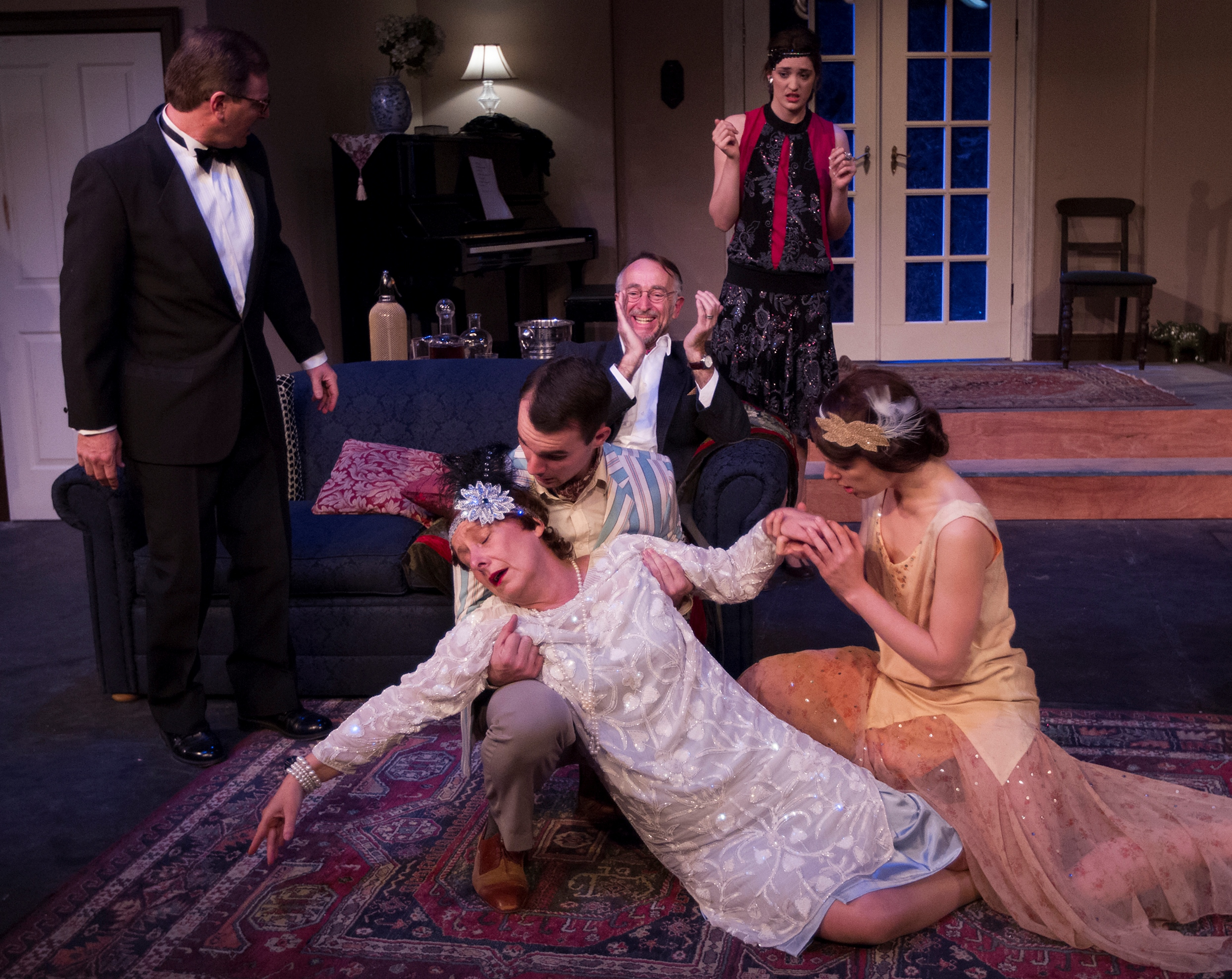 REVIEW – HAY FEVER