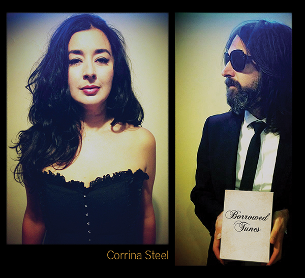 CORRINA STEEL – BORROWED TUNES