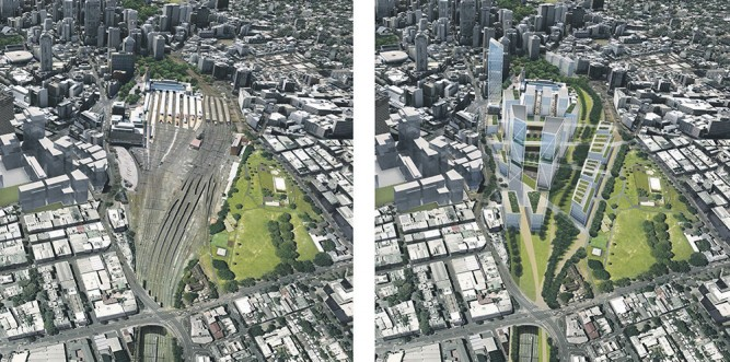 "Central to Eveleigh consultation still ""challenging"""