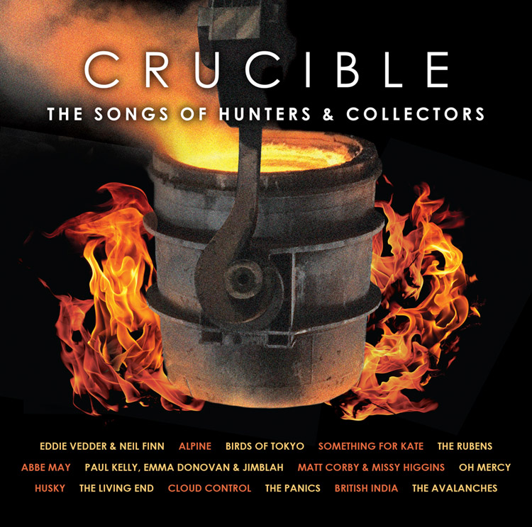 CRUCIBLE – THE SONGS OF HUNTERS AND COLLECTORS