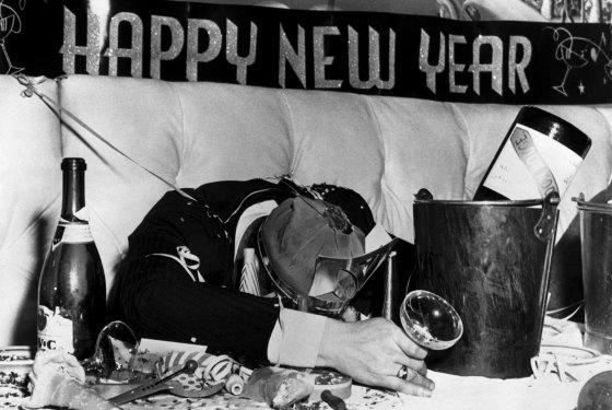 NAKED CITY: THE FEAR AND LOATHING GUIDE TO NYE!