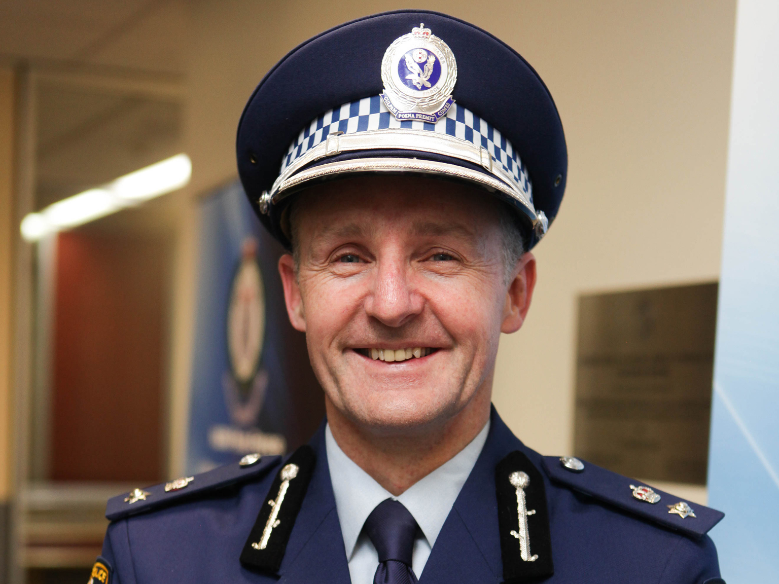 'I need to fix some things': police chief