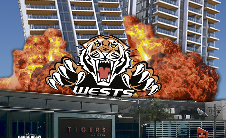 Tigers position 'very serious'