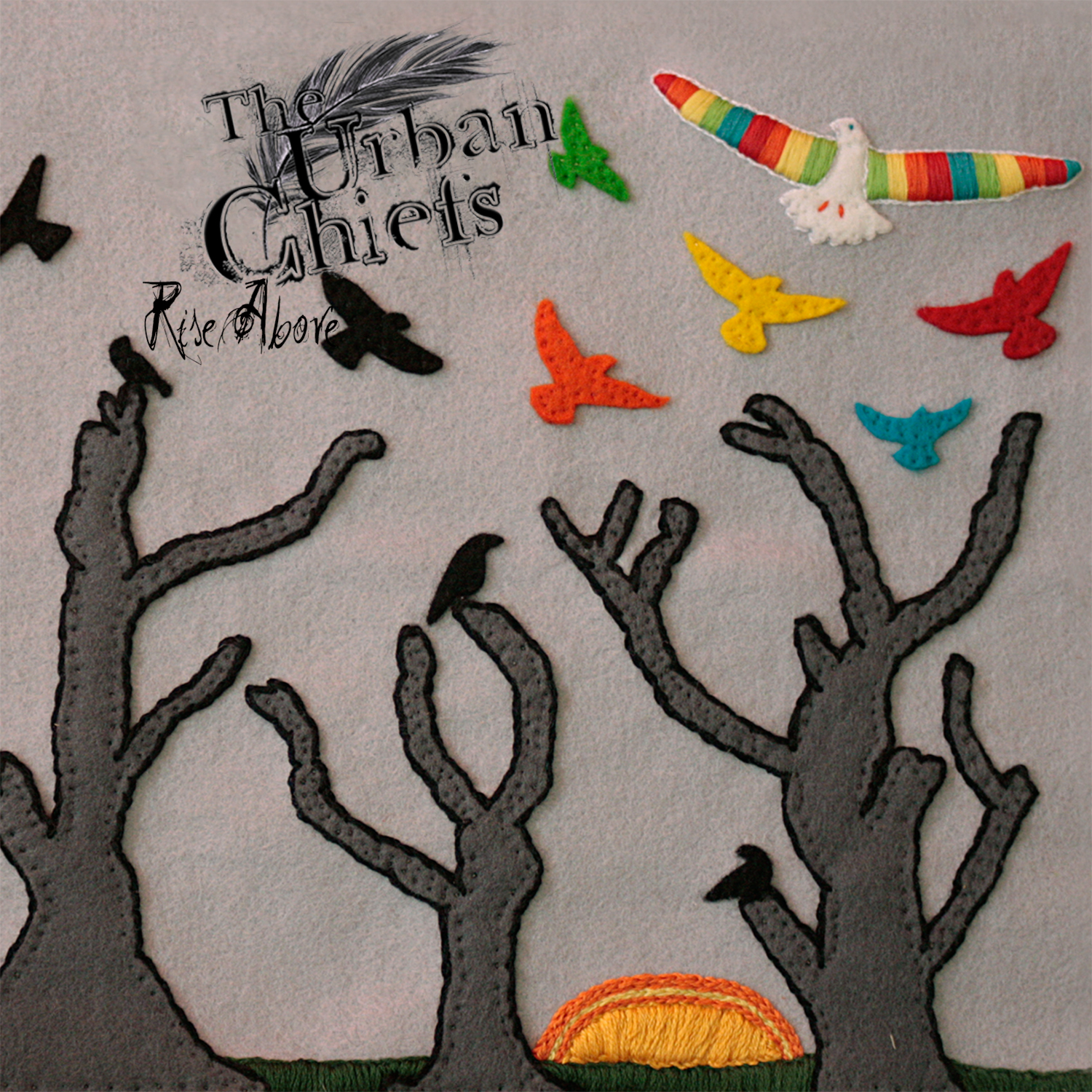 The Urban Chiefs – Rise Above