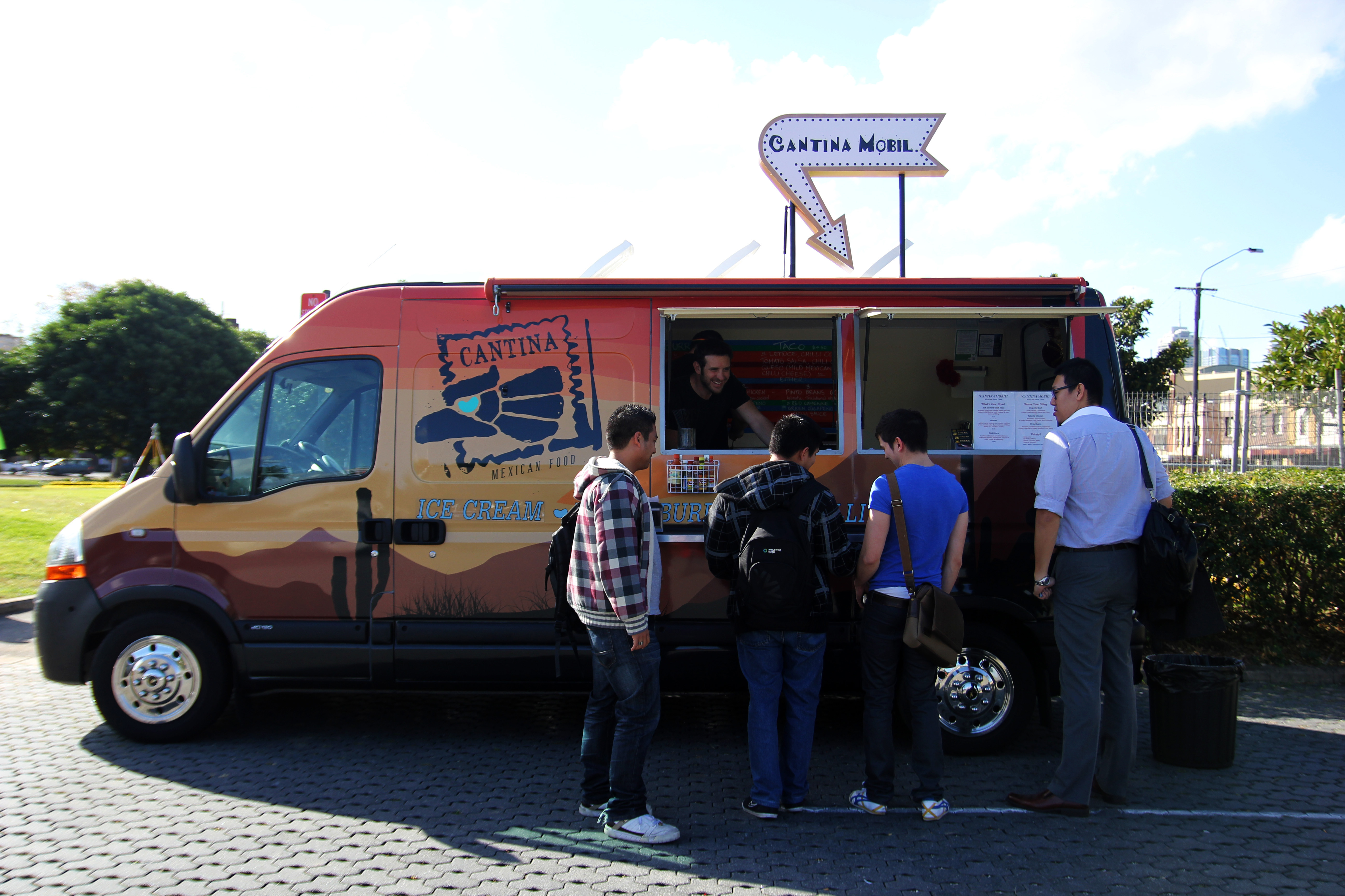Food trucks to rev up numbers, fees