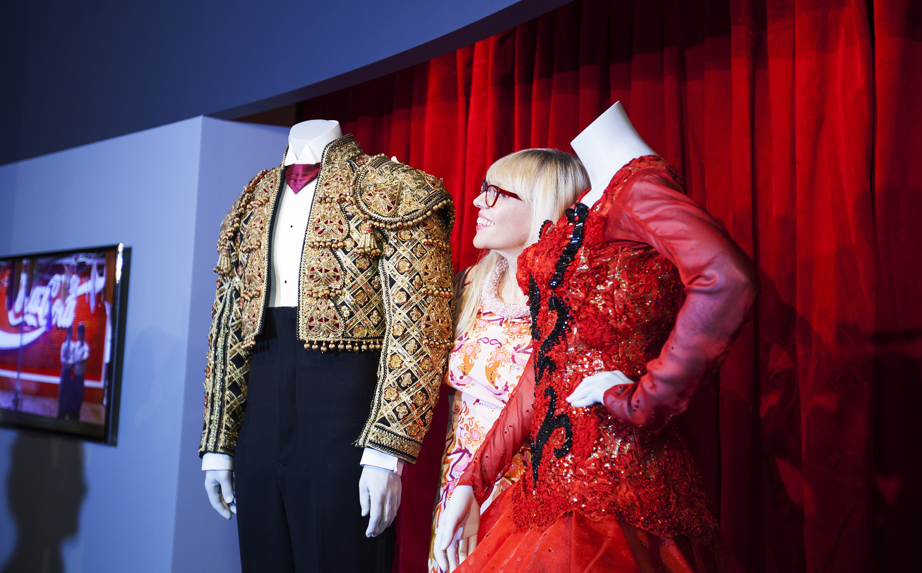 The Strictly Ballroom Exhibition