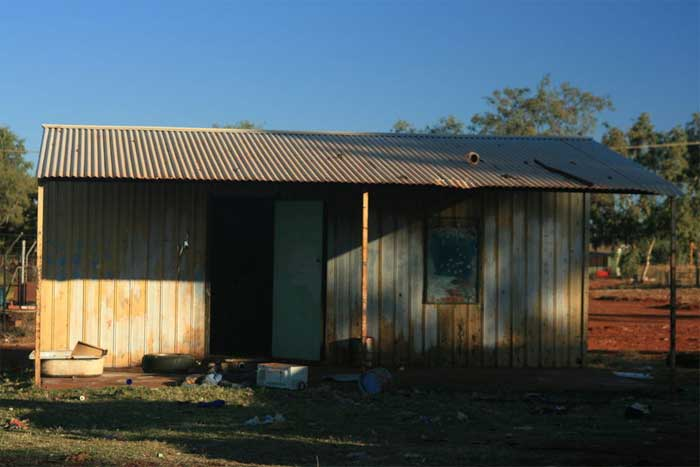 Nowhere to live: Aboriginal Housing supply dries up