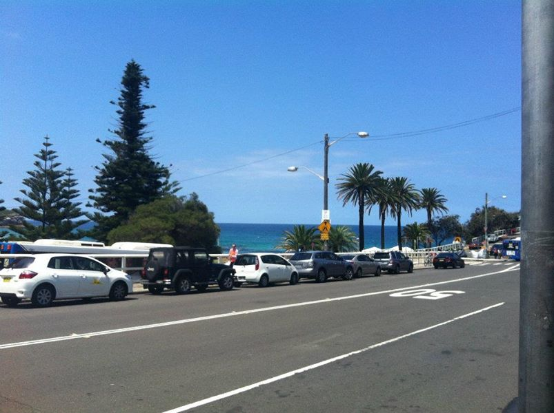 Bronte parking rates under review