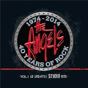 The Angels – 40 Years of Rock, Volume 1: 40 Greatest Studio Hits