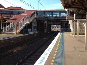 Redfern Station