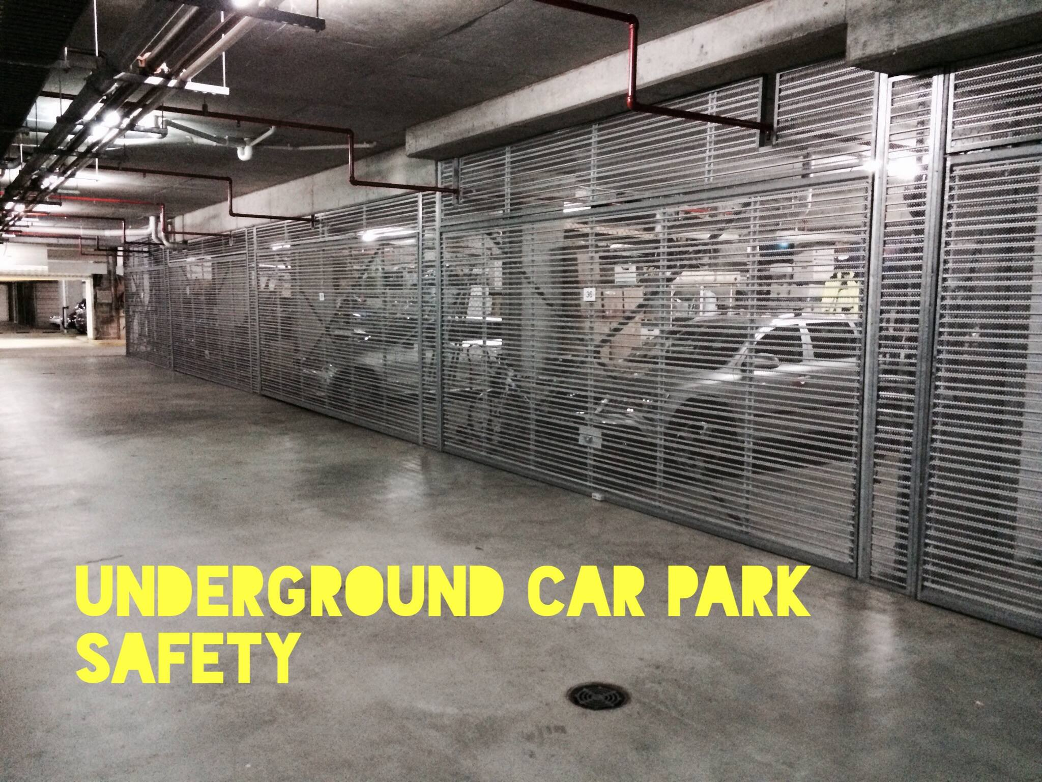 Spike in underground car park break-ins