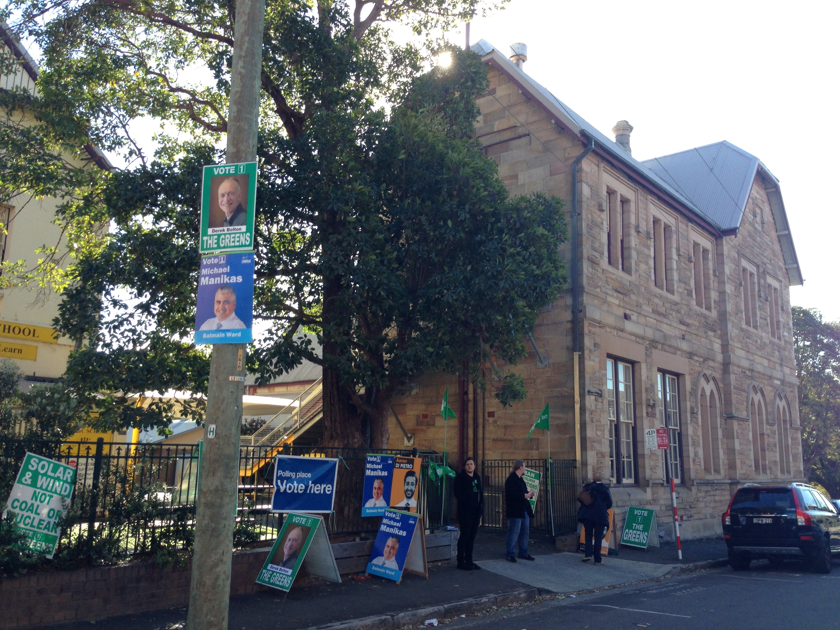 Independent John Stamolis triumphs in Leichhardt Council by-election