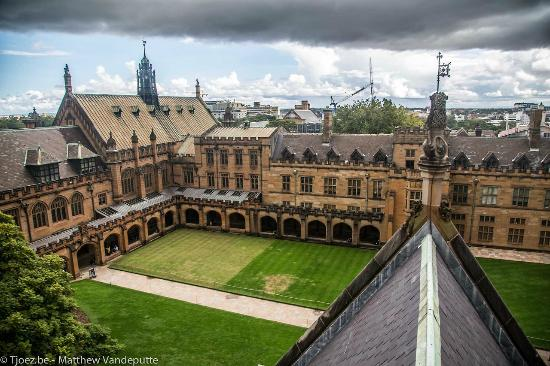 University of Sydney responds to transparency criticism