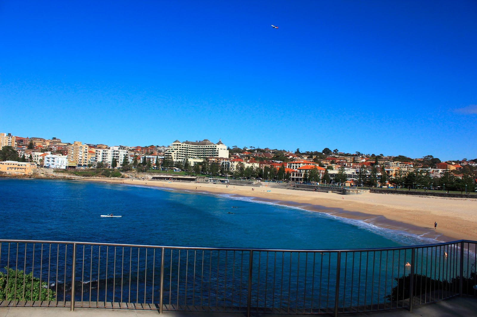 Submarine cables to land in Coogee