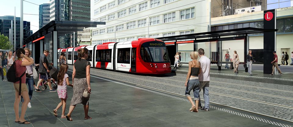 Inner West Light Rail criticised over lack of wheelchair access