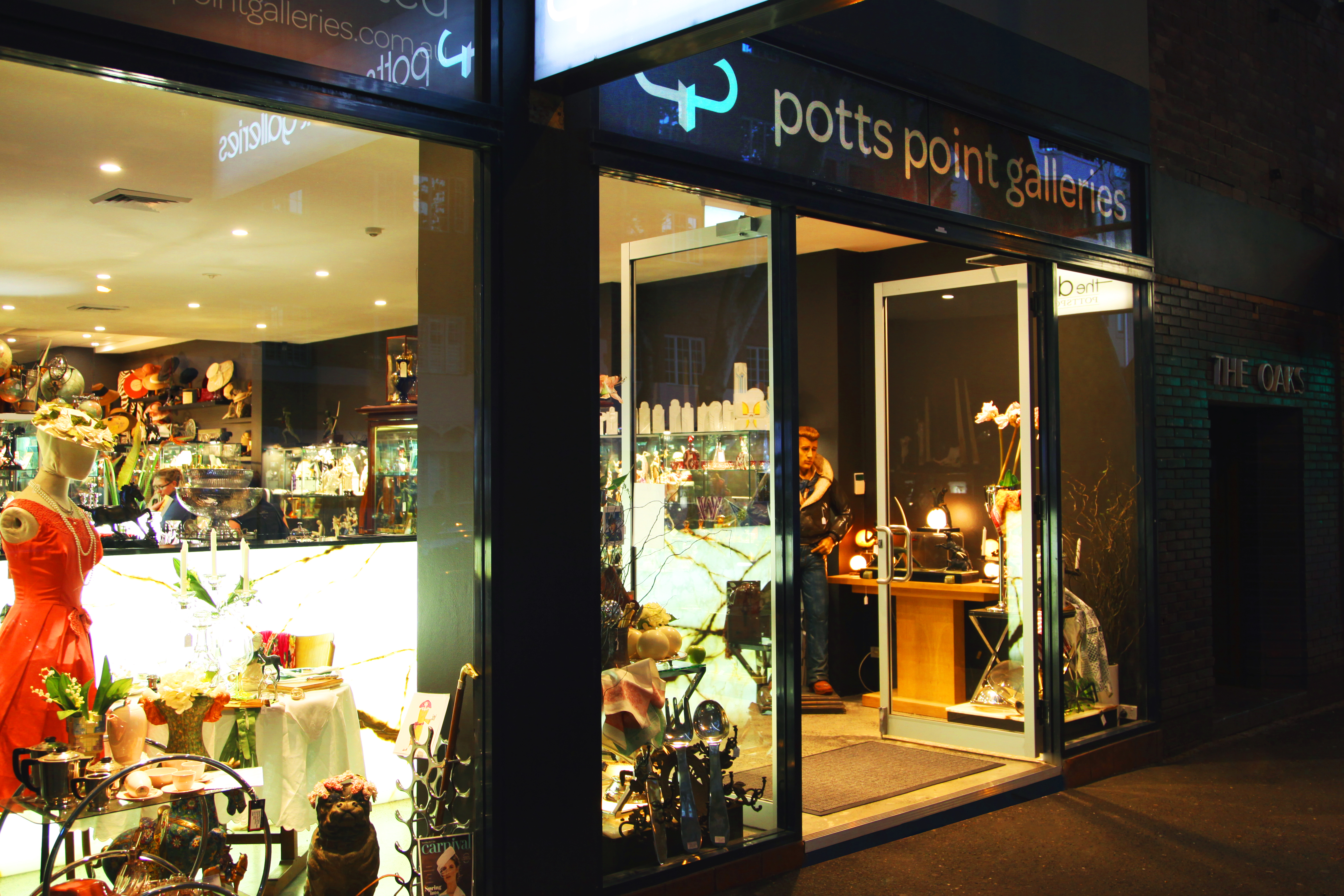 Potts Point Galleries opens doors to local community