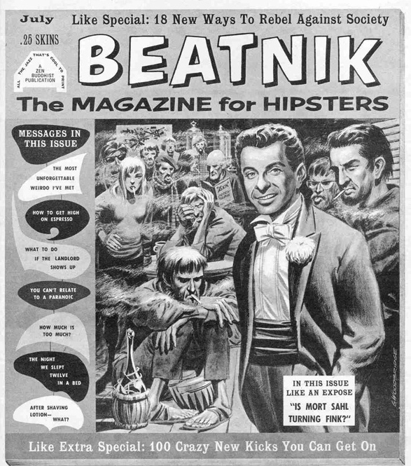 Naked City: When hipsters were really hip!