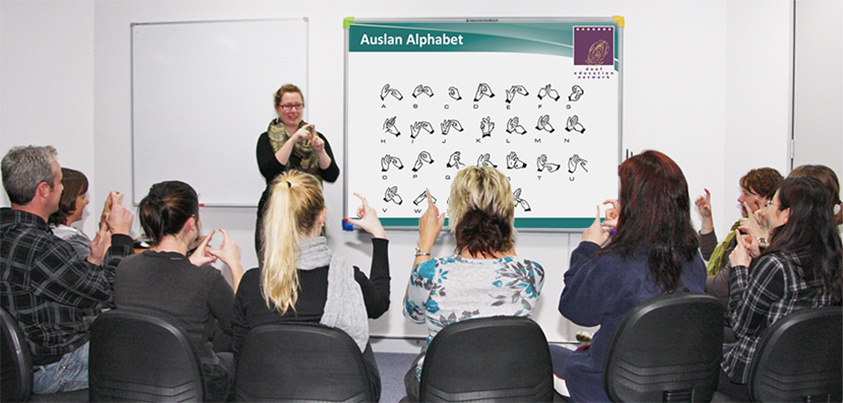 Petition to save sign language courses falls on deaf ears