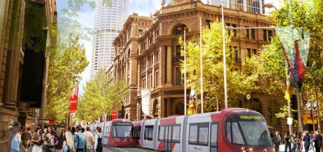 Opposition continues against CBD and South East Light Rail