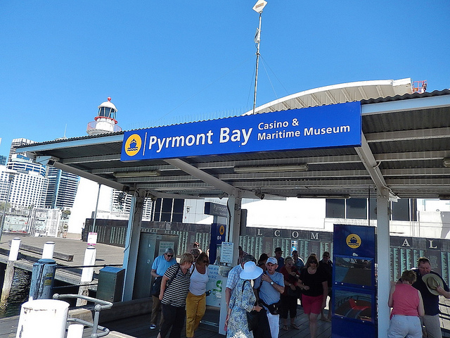 Small victory for businesses as Pyrmont Bay Wharf upgrade on hold