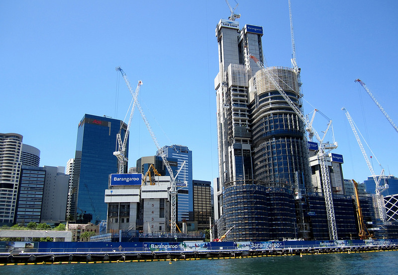 2014: The year Sydney built a city without a foundation.