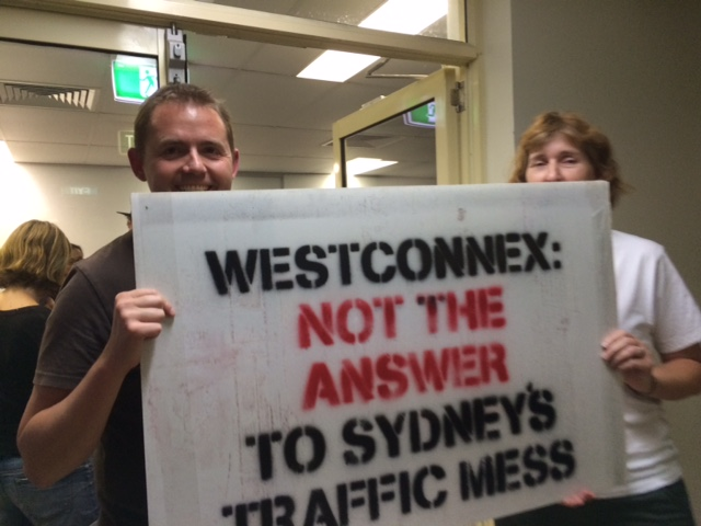 "Minister's ""us-versus-them garbage"" won't work for WestConnex"