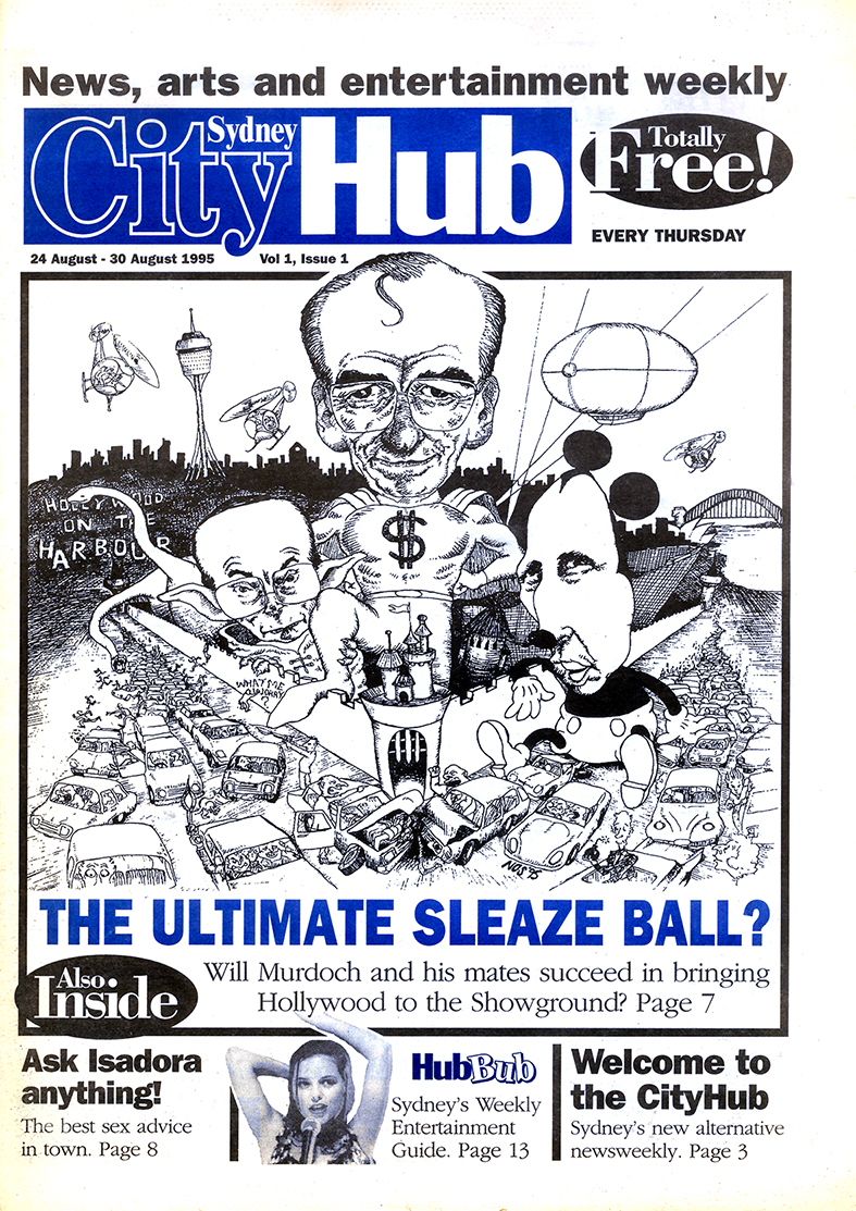 Help City Hub survive – Don't make your news limited