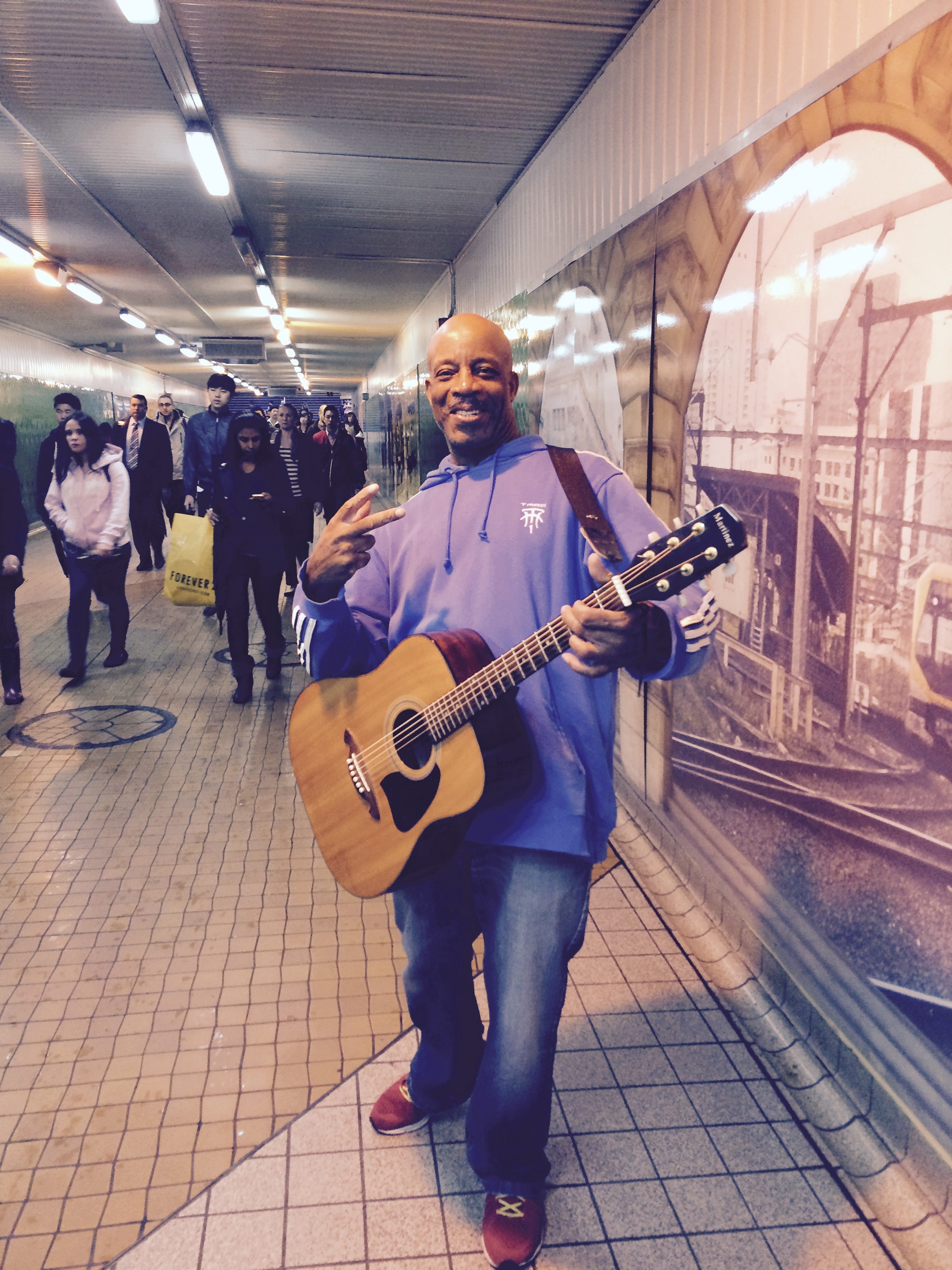 Editorial: Swan song for Sydney central tunnel buskers