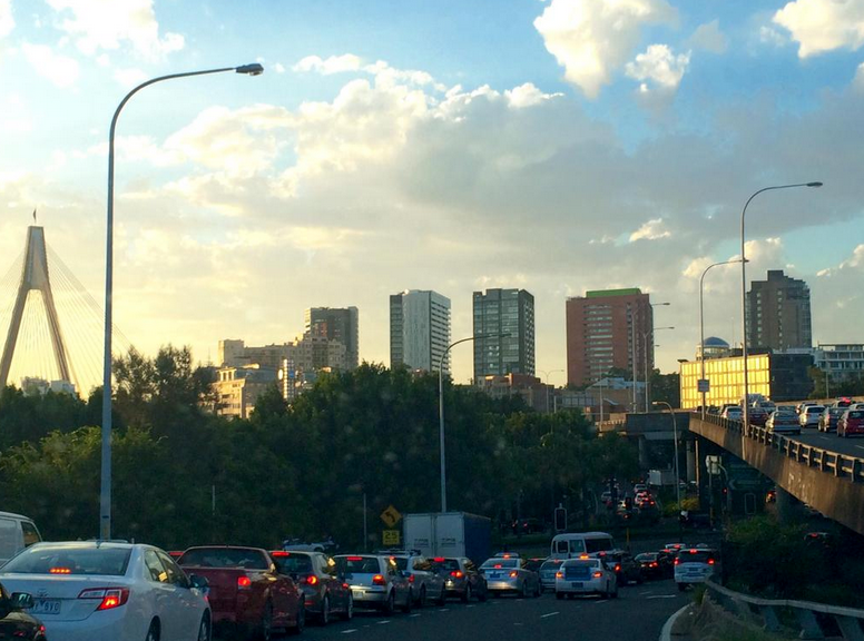 Residents speak out over traffic gridlock