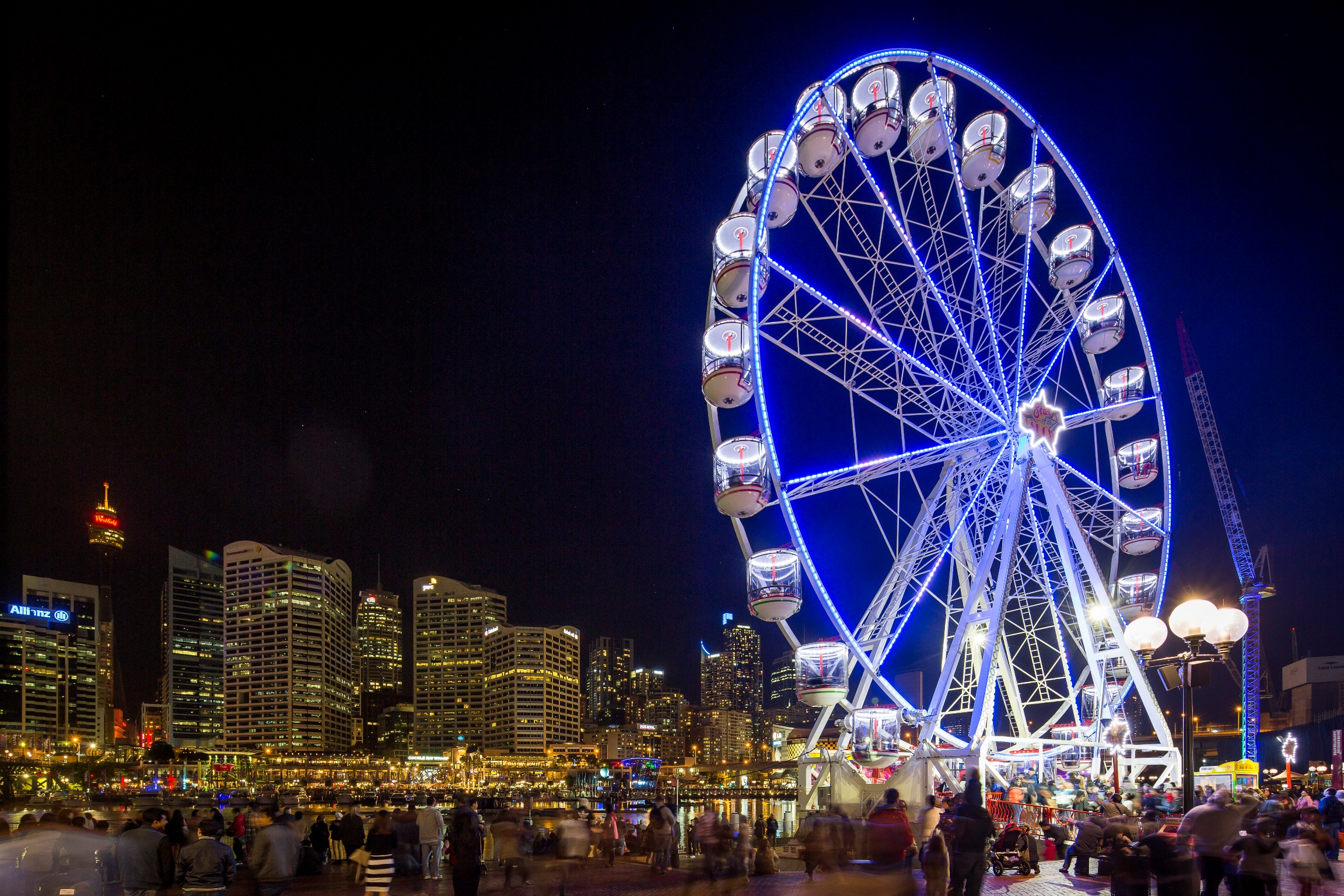 Darling Harbour Cool Yule Festival