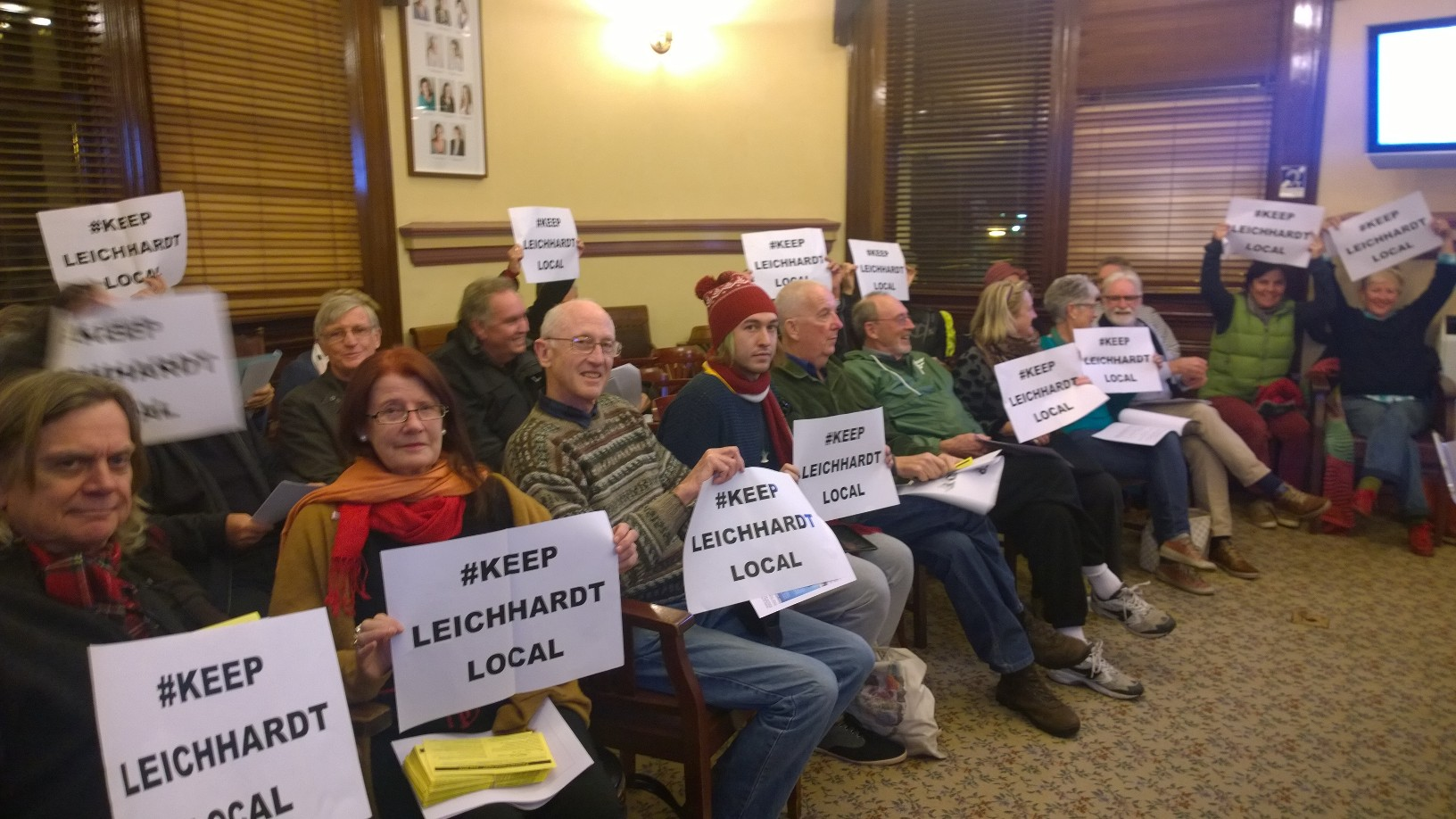 Unlikely alliance shakes up Leichhardt Council