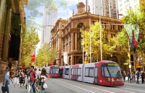 Randwick's light rail concerns