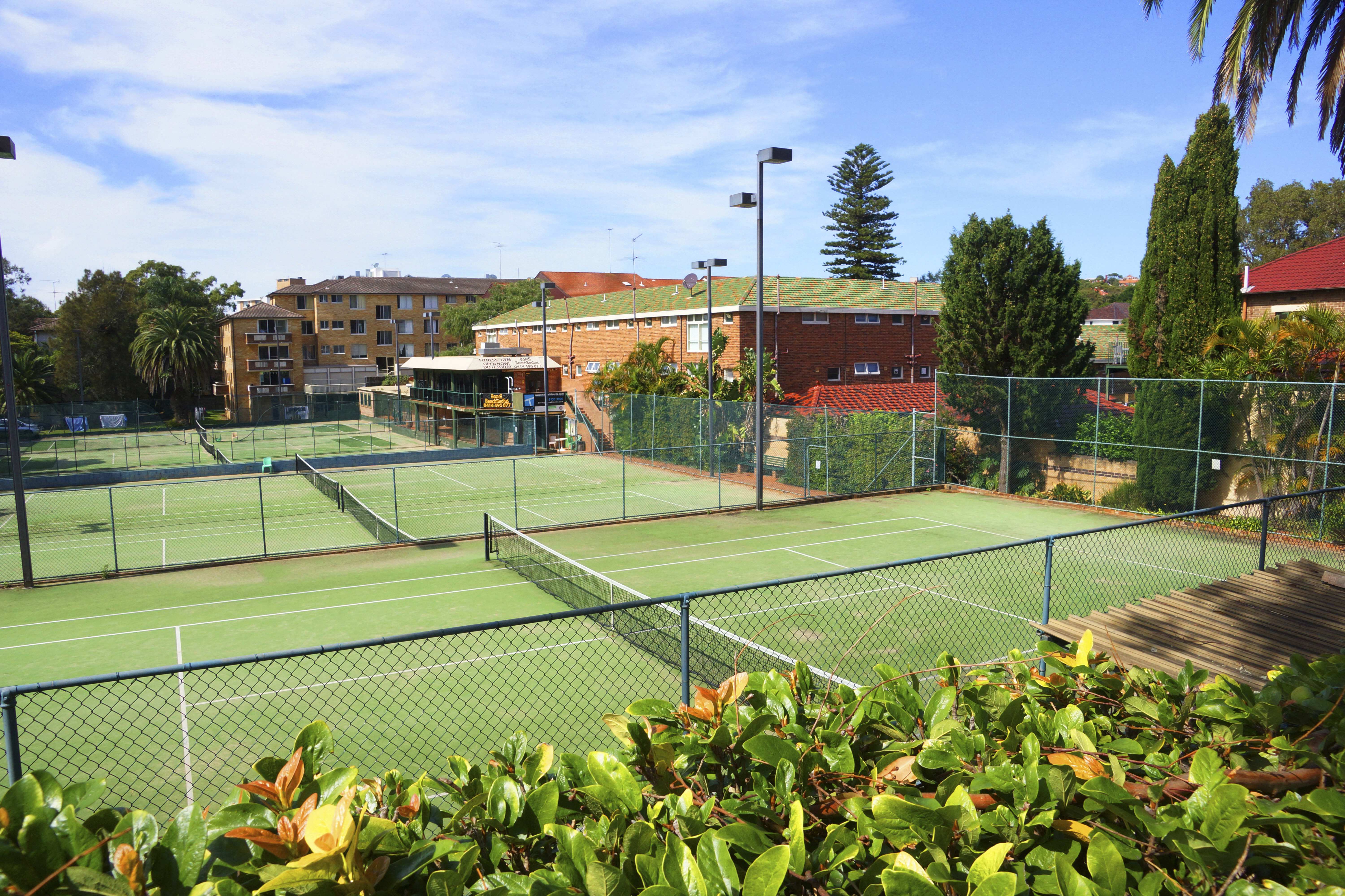 Waverley's tennis blockbuster