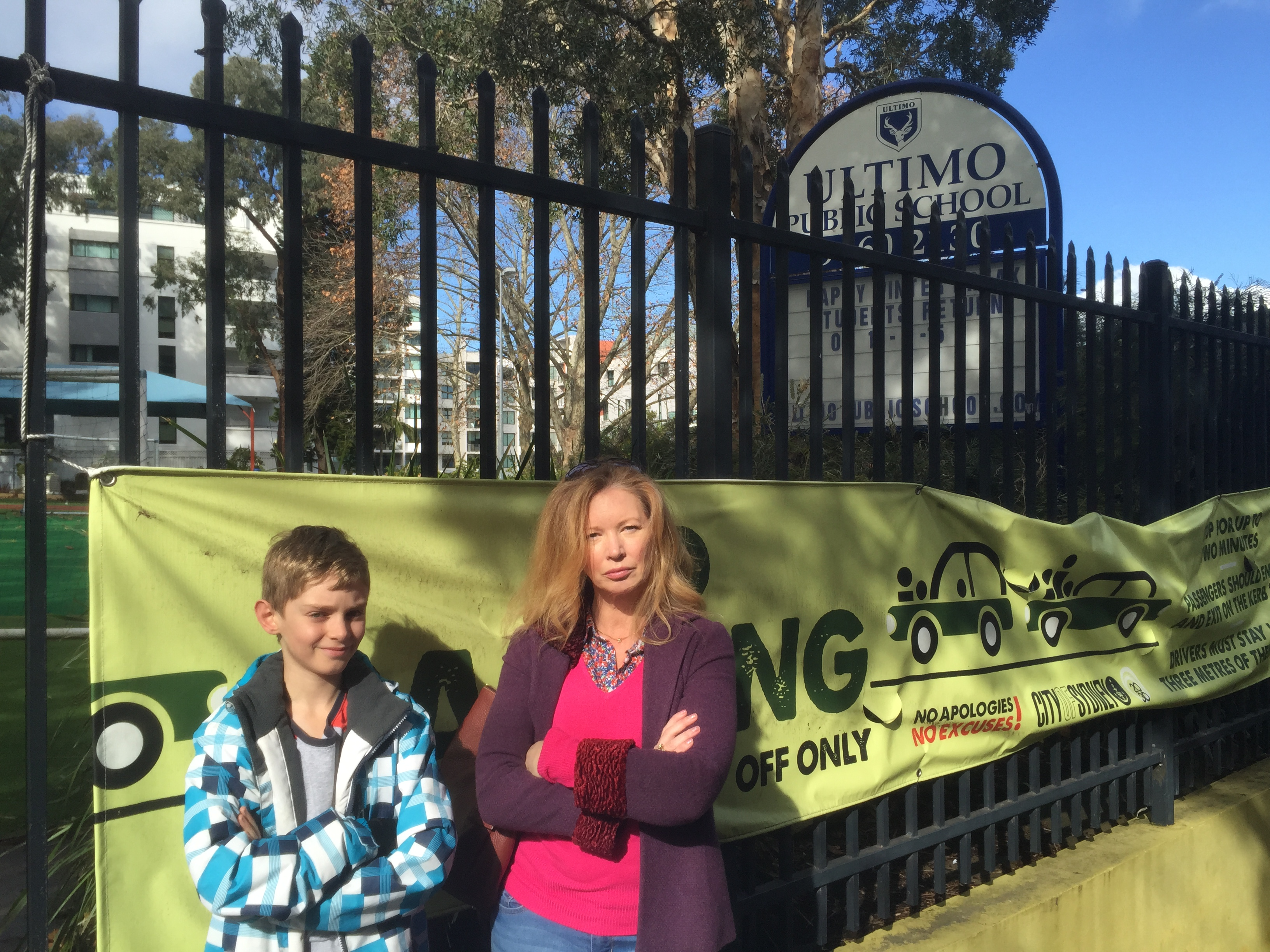 Ultimo Public School questions left 'unanswered'