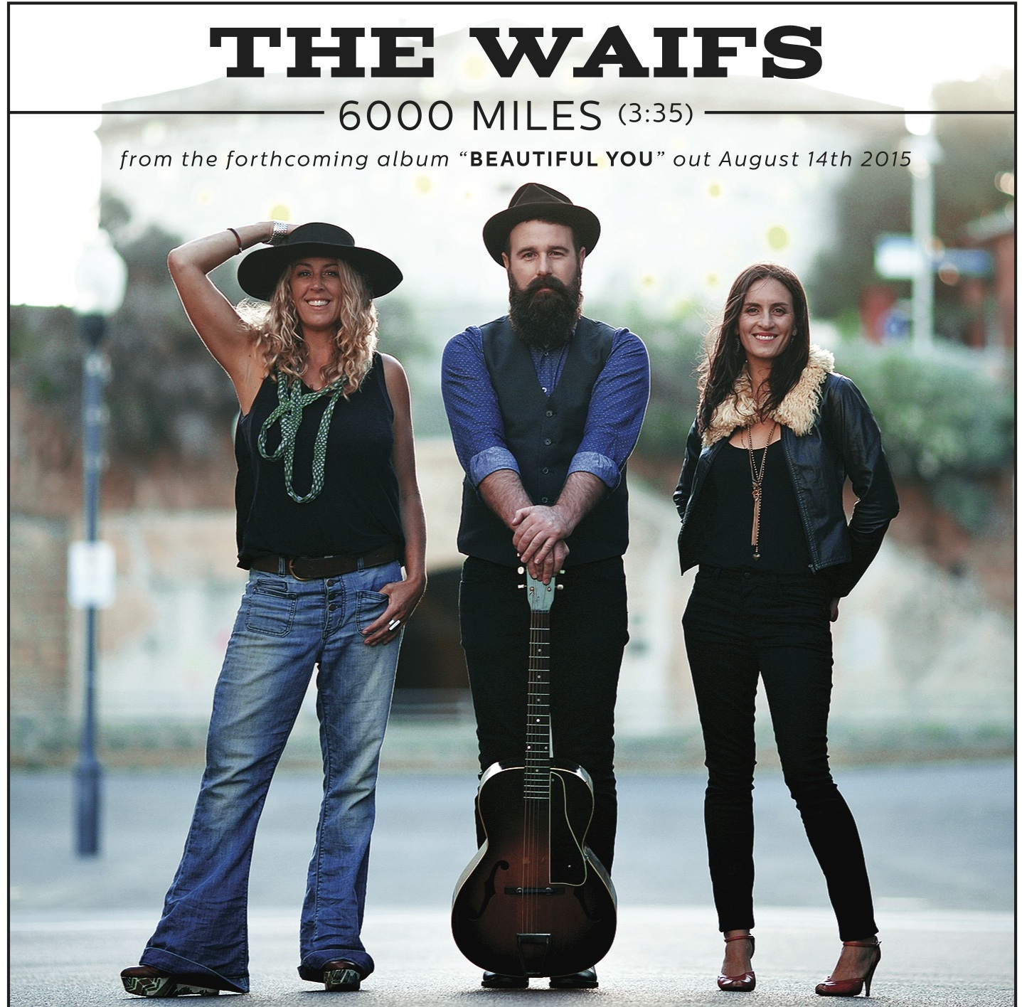 The Waifs – 6000 miles