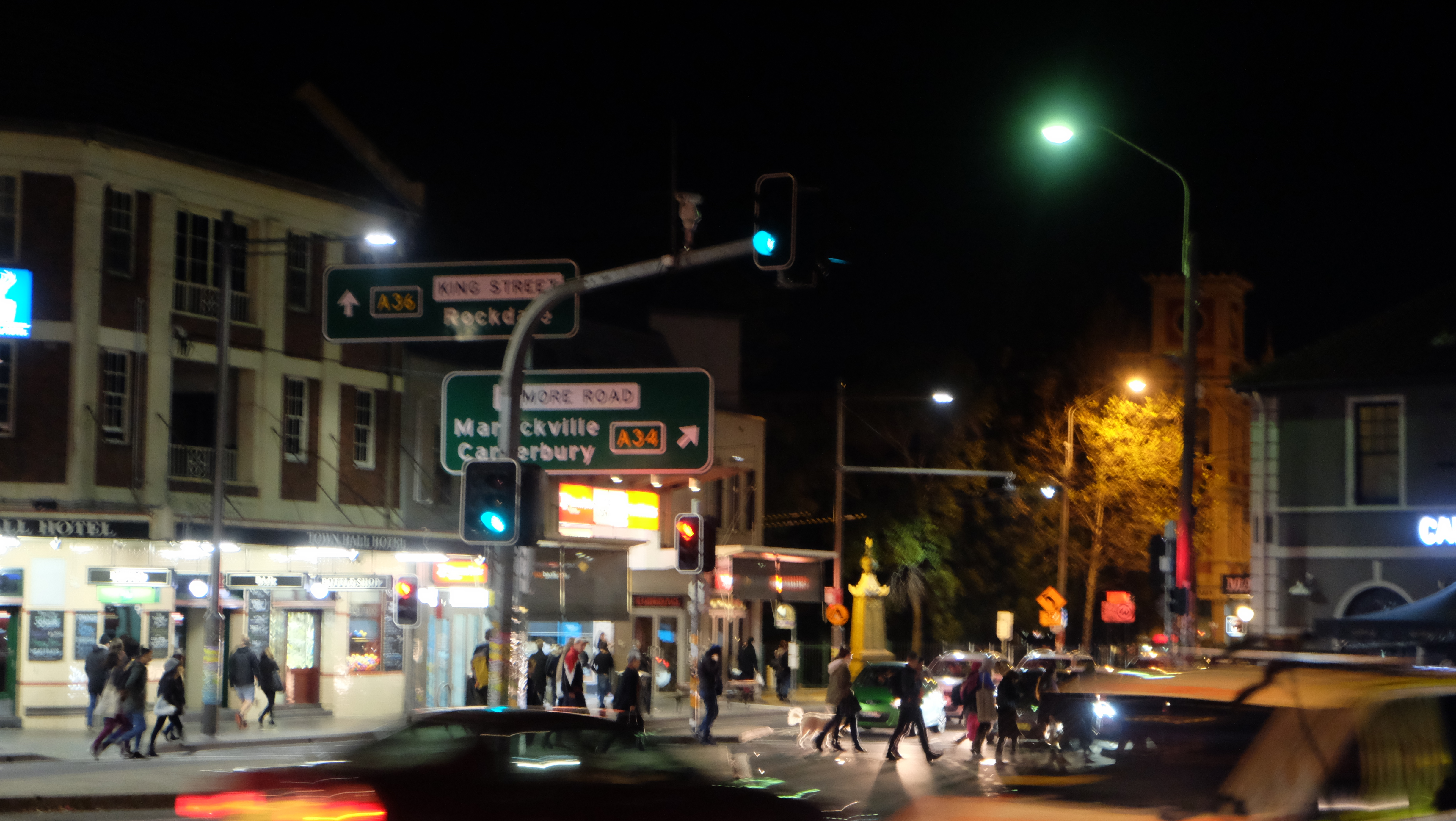 Newtown to self-impose lock outs